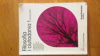 Libro filosofia y ciudadania 1o bachillerato #OperacionCole