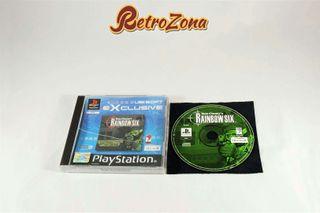 Rainbow Six [1998] PSX