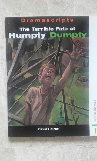 "Libro ""The terrible fate of Humpty Dumpty"""