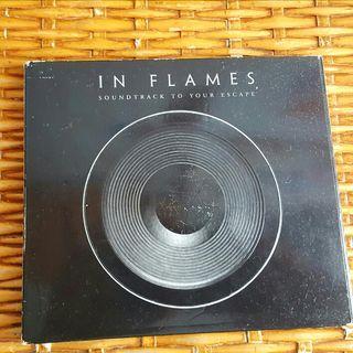 Cd de In Flames