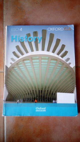 History eso 4 oxford clil