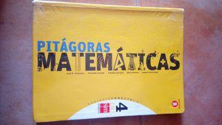 Matematicas pitagoras 4 eso opcion b sm