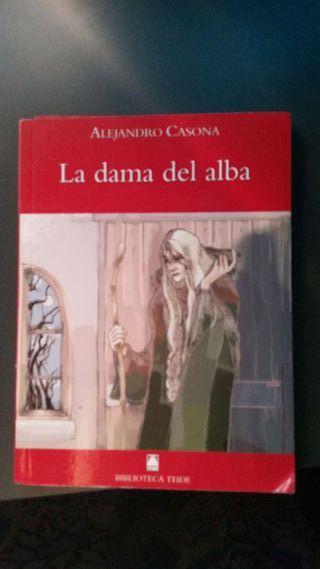 La dama de alba biblioteca teide