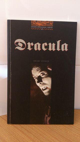 Libro. Drácula