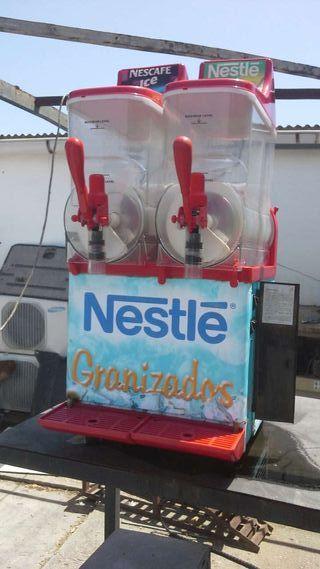 Granizadora Nestlé