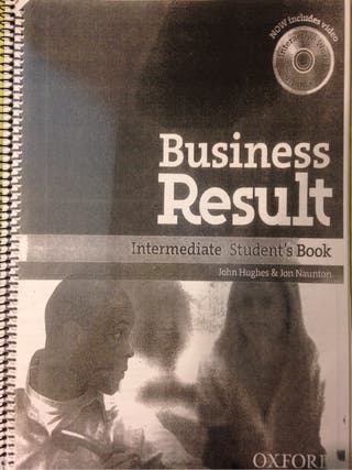 Business Result oxford