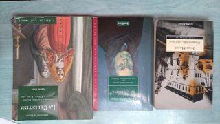 Libros de lectura castellano (ESO y bachillerato)
