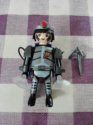 Playmobil agente especial