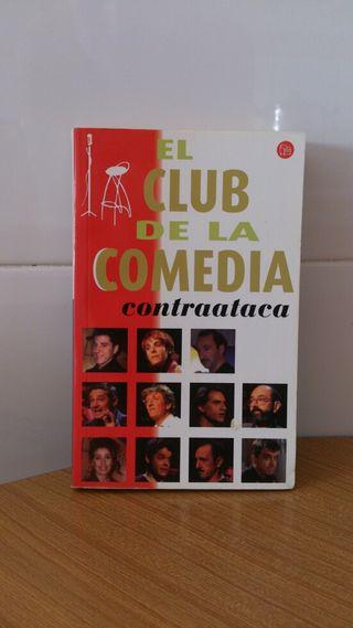 Libro. El club de la comedia