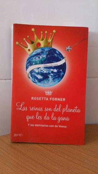 Libro. Autora Rosetta Forner