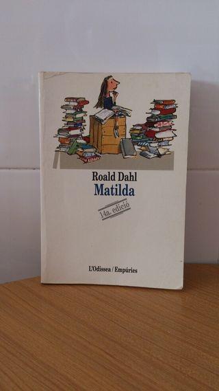Libro. Matilda