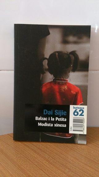 Libro. Balzac i la Petita Modista xinesa