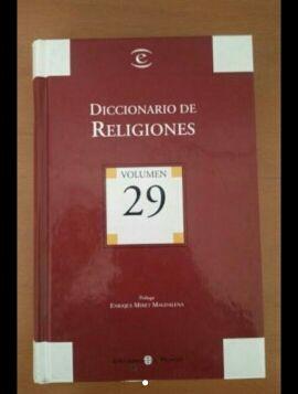 Diccionario de religiones y de mitología clásica