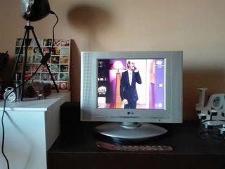 Tv LCD, pantalla de ordenador