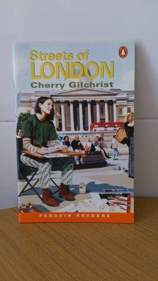 Libro. Streets os London