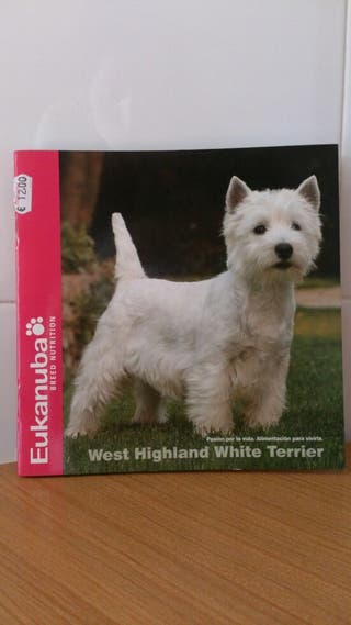 Libro West Highland White Terrier