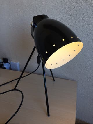 Lámpara!! estilo foco de cine