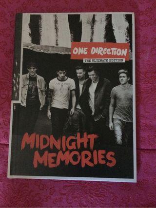 "One Direction ""Midnight memories"""