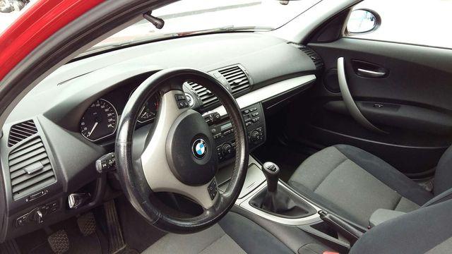 BMW 118d, 5 puertas