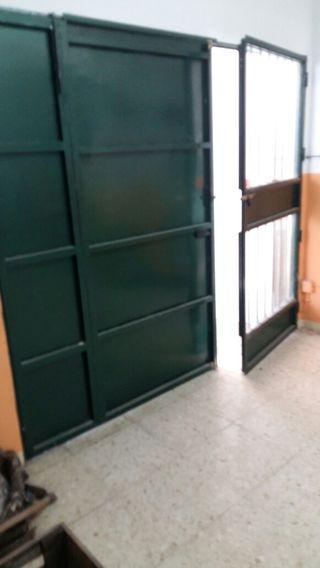 Puerta coxera