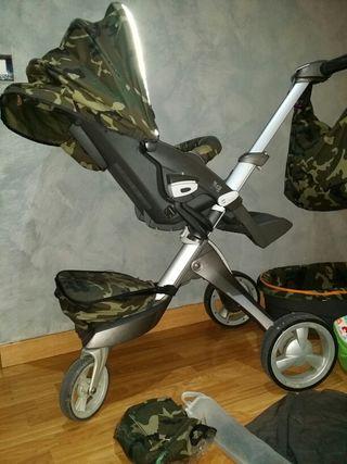 Carro stokke xplory v2 bebe