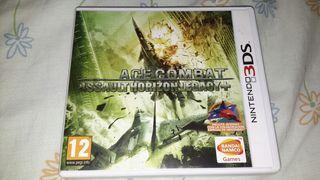 Ace combat Nintendo 3ds