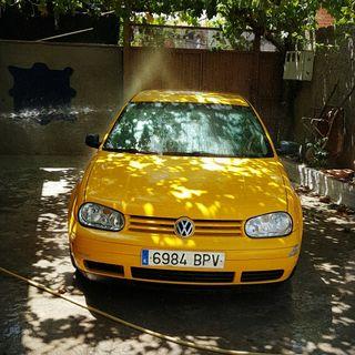 Volkswagen golf 4 TDI 110CV
