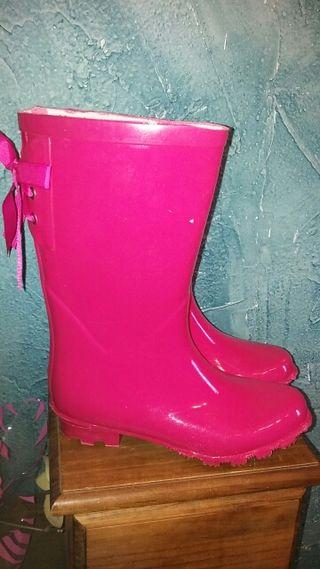 Botas de agua. Núm. 35