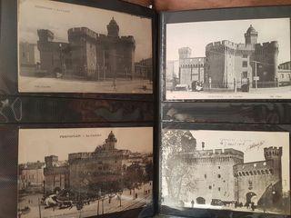 Album de postales mas de 150 de principios de siglo