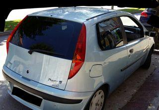 Fiat punto ELX 1.2Gasolina del 2001 183365Klm