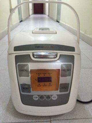 Robot de cocina Newcook.