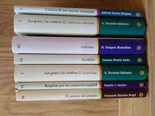 Lote libros 16 unidades