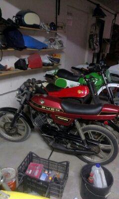 Puch Monza 50cc