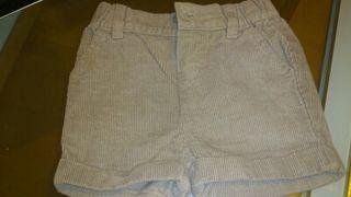 Pantalón de pana para 6 meses