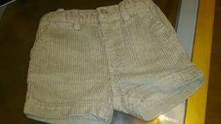 Pantalon corto de mayoral 6 meses