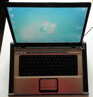 HP AMD Turion (tm) 64 x2 1,90 GHz