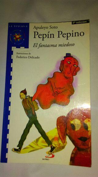Pepín Pepino, de Apuleyo Soto