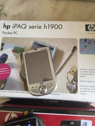 Ipaq hp funciona perfecto
