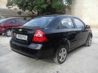 Chevrolet AVEO KLAS gasolina