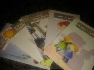 Lote libros primeros lectores