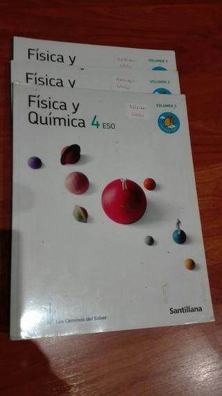 Fisica y Quimica 4 ESO