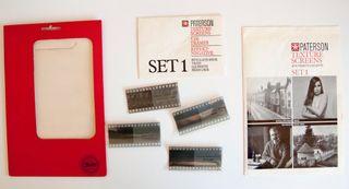 PATERSON Texture Screens. Set 1