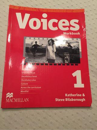 Voices. Workbook 1