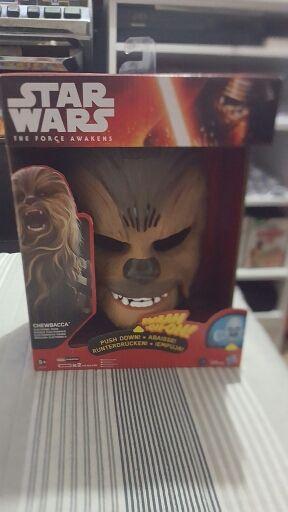 Star wars chewbacca nuevo