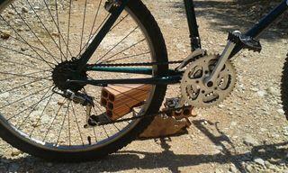 Bicicleta para hacer algo de deporte