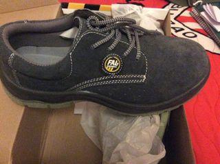 Zapatos De Seguridad Nuevos