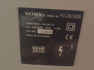 Televisor Sony 29 pulgadas!!!