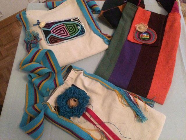 Bolsos de Verano Multicolor 20€ la unidad