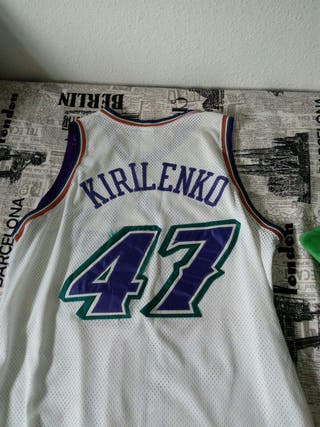 Camiseta autentica NBA