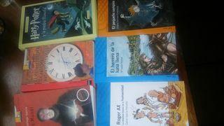 Lote de 6 libros